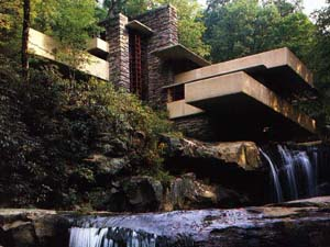 Frank lloyd wright style relooking progettazione for Architettura wright