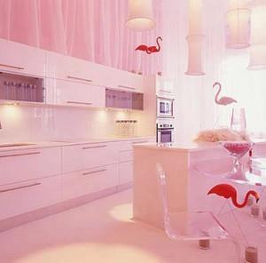 Cucina in rosa! | Style Relooking – Progettazione Interni a Basso Costo