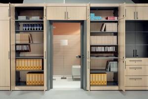 La parete divisoria non fissa style relooking for Mobili di design a basso costo