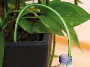 Parti E Lascia Le Tue Piante Con Un Sistema Di Irrigazione
