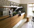 pavimento_cucina_piastrelle_legno