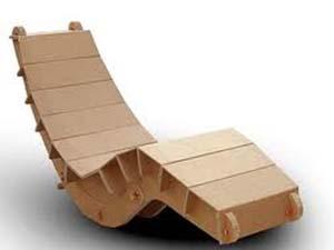 Mobili di cartone style relooking progettazione for Poltrone a basso costo